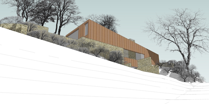New dwelling Salcombe, 2014