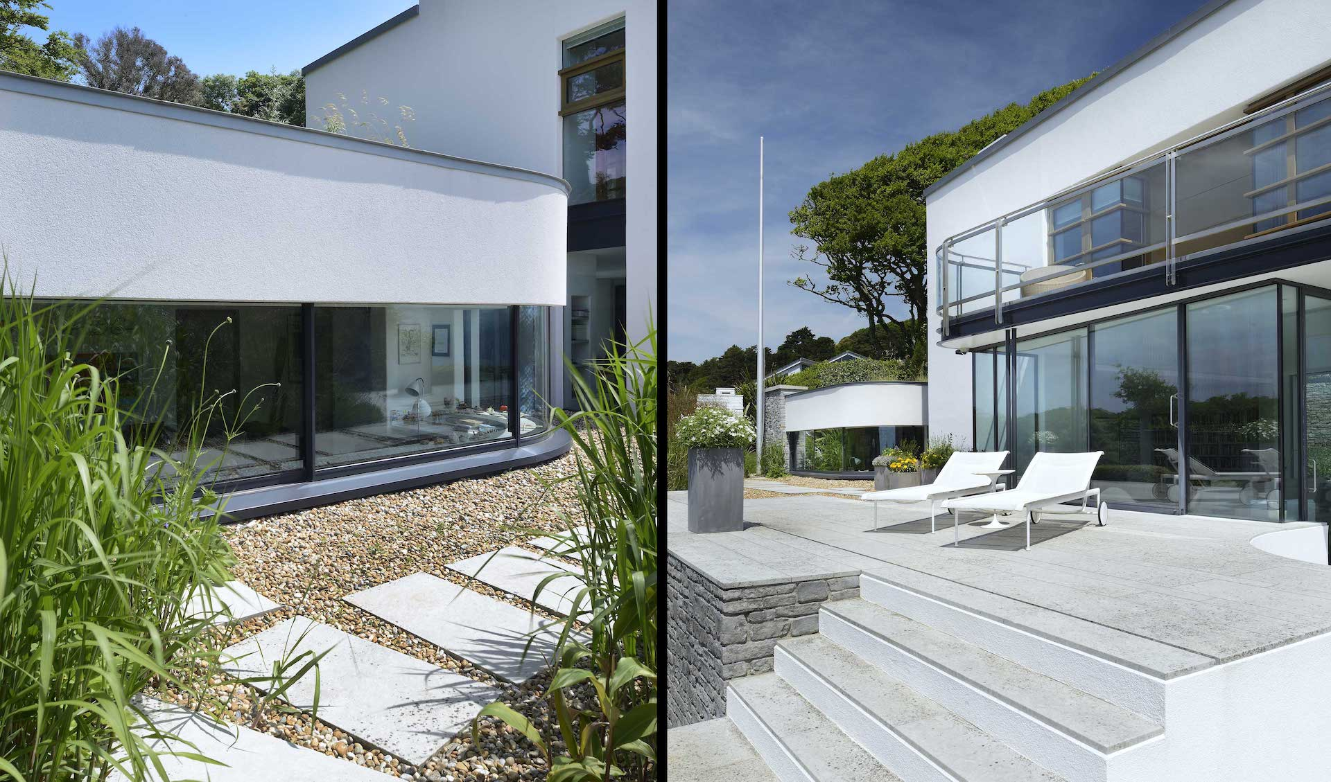 Extension to Battery Hill, Salcombe, Devon